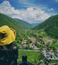 马尔康游记图文-马尔康的藏寨民居里,藏着都市人向往的夏天