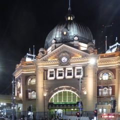 Flinders Street Railway Station User Photo