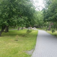 A. Pushkin City Garden User Photo