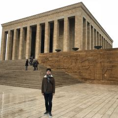 Mausoleum for former Turkish leader User Photo