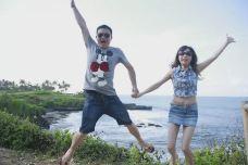 海神庙-巴厘岛-美人鱼小公主