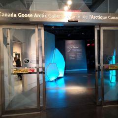 加拿大自然博物館用戶圖片