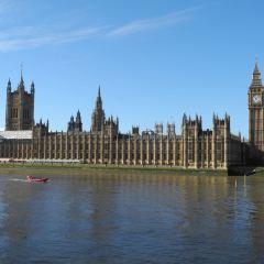 영국국회의사당 여행 사진