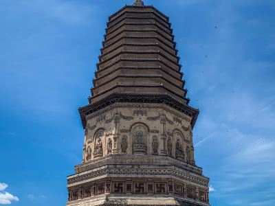 Daming Pagoda