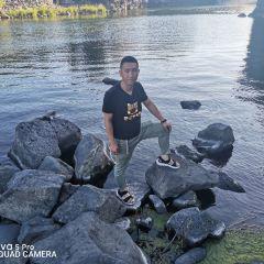 경박호 풍경명승지역 여행 사진