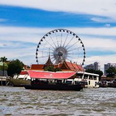曼谷夜市摩天輪用戶圖片