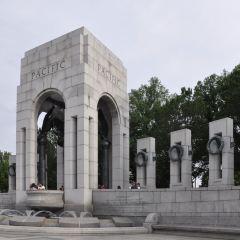 美國國家二戰紀念碑用戶圖片