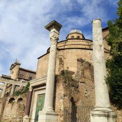 포로 로마노 여행 사진