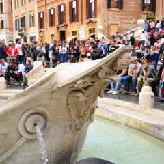Fontana Barcaccia User Photo