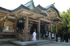 丰国神社-大阪-vivienvivien