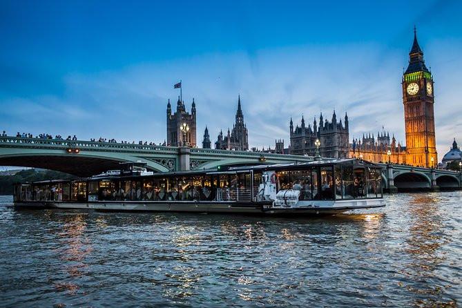 如果没有它,伦敦就不会存在