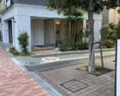 東京南青山亞當斯青旅-男士專用多人房和家庭用四人房