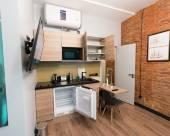 位於阿德米拉特斯凱區的公寓套間(25平方米)-帶1個獨立浴室