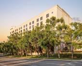 奧蘭治縣機場聖塔安那希爾頓逸林酒店