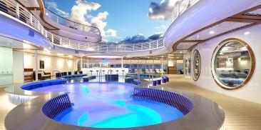宁静湾泳池
