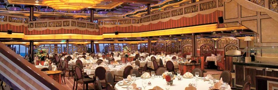 豪华餐厅 The Posh Restaurant