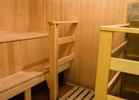 桑拿浴房 Sauna