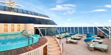 Aquamar水疗露台