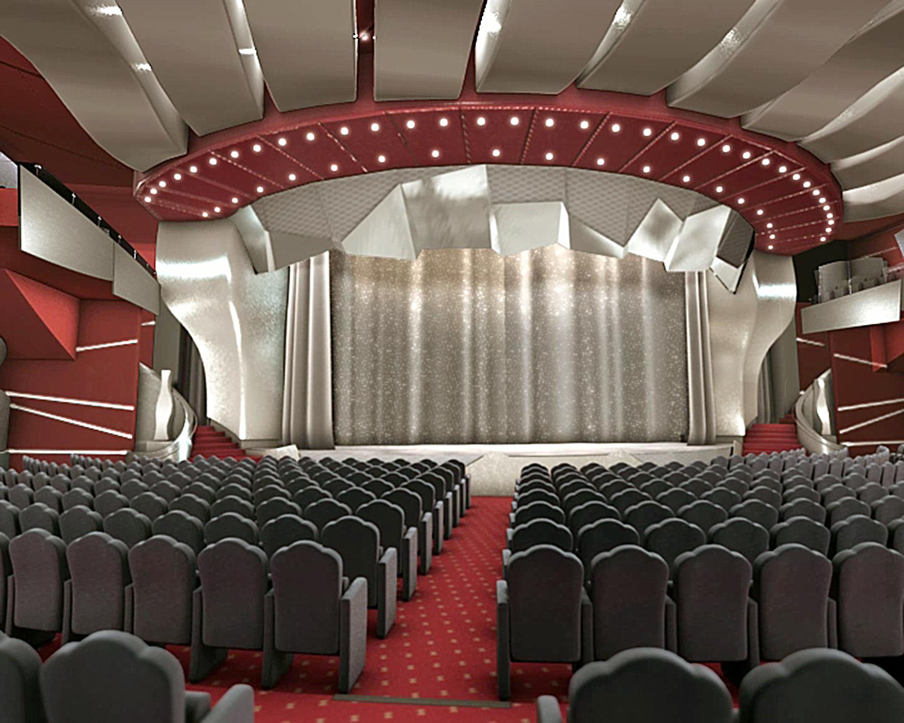 阿凡古迪亚剧院