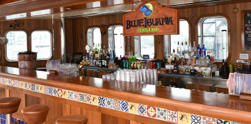 蓝蜥蜴龙舌兰酒吧