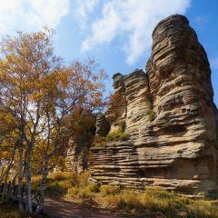 克什克騰石陣景區用戶圖片