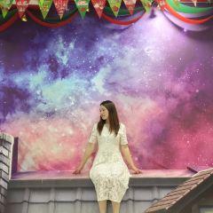 Fantasy Starry Sky Art Museum User Photo