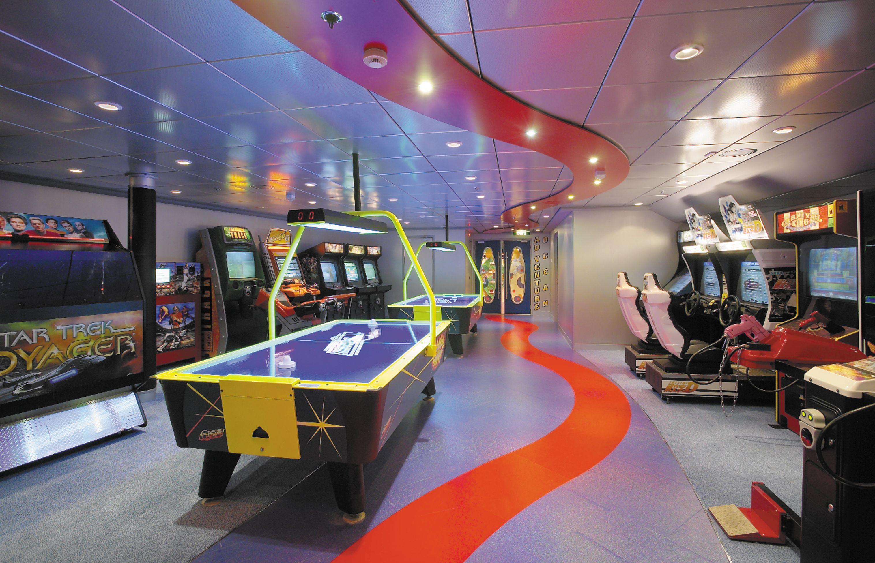 电子游戏厅