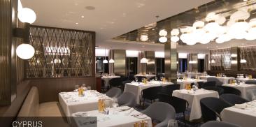 塞浦路斯主餐厅