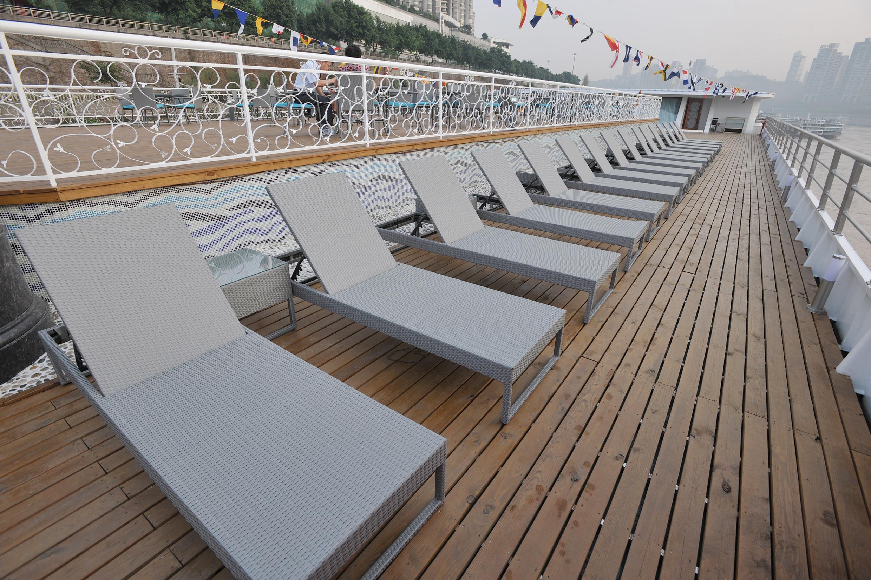 日光甲板 Sun Deck