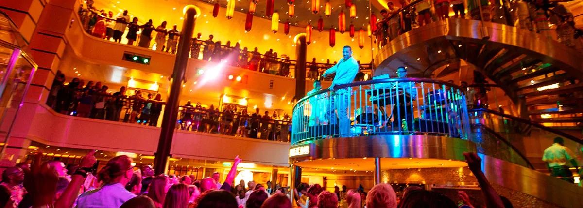 千禧中庭 The Millennium Atrium