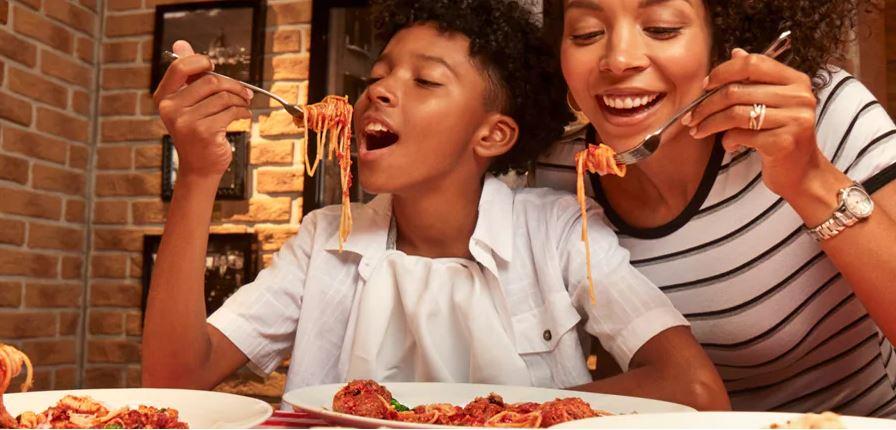 儿童菜单 Kid's Menus