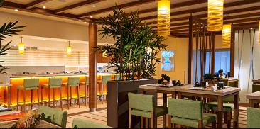 盆景寿司餐厅