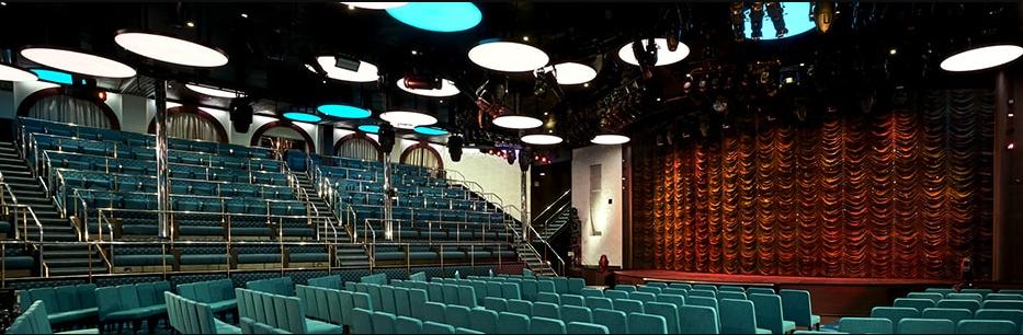 主剧院 Main Show Lounge
