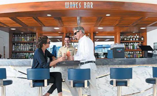 碧波酒吧 Waves Bar