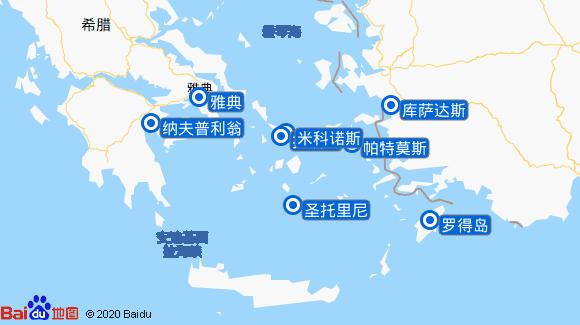 布干维尔号航线图