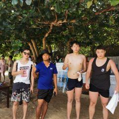 야룽만 다이빙 여행 사진