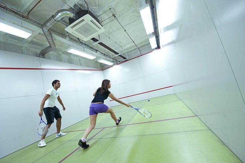 壁球场 Squash