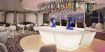 机器人酒吧