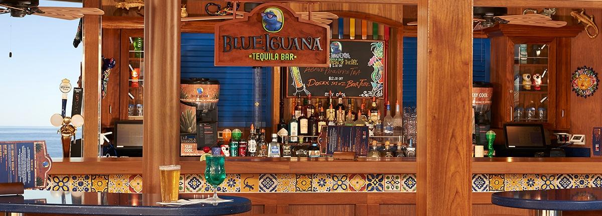 蓝鬣蜥龙舌兰酒吧 BlueIguana Tequila Bar