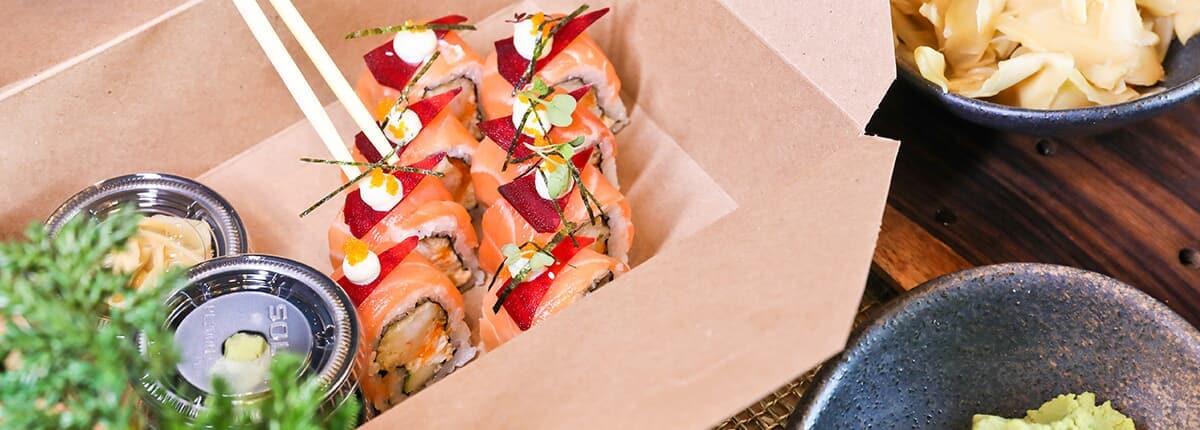 盆景寿司快车 Bonsai Sushi Express