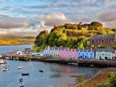 英国苏格兰高地天空岛3日2晚跟团游·私房景点+赠高尔夫体验 4-8人奔驰小团