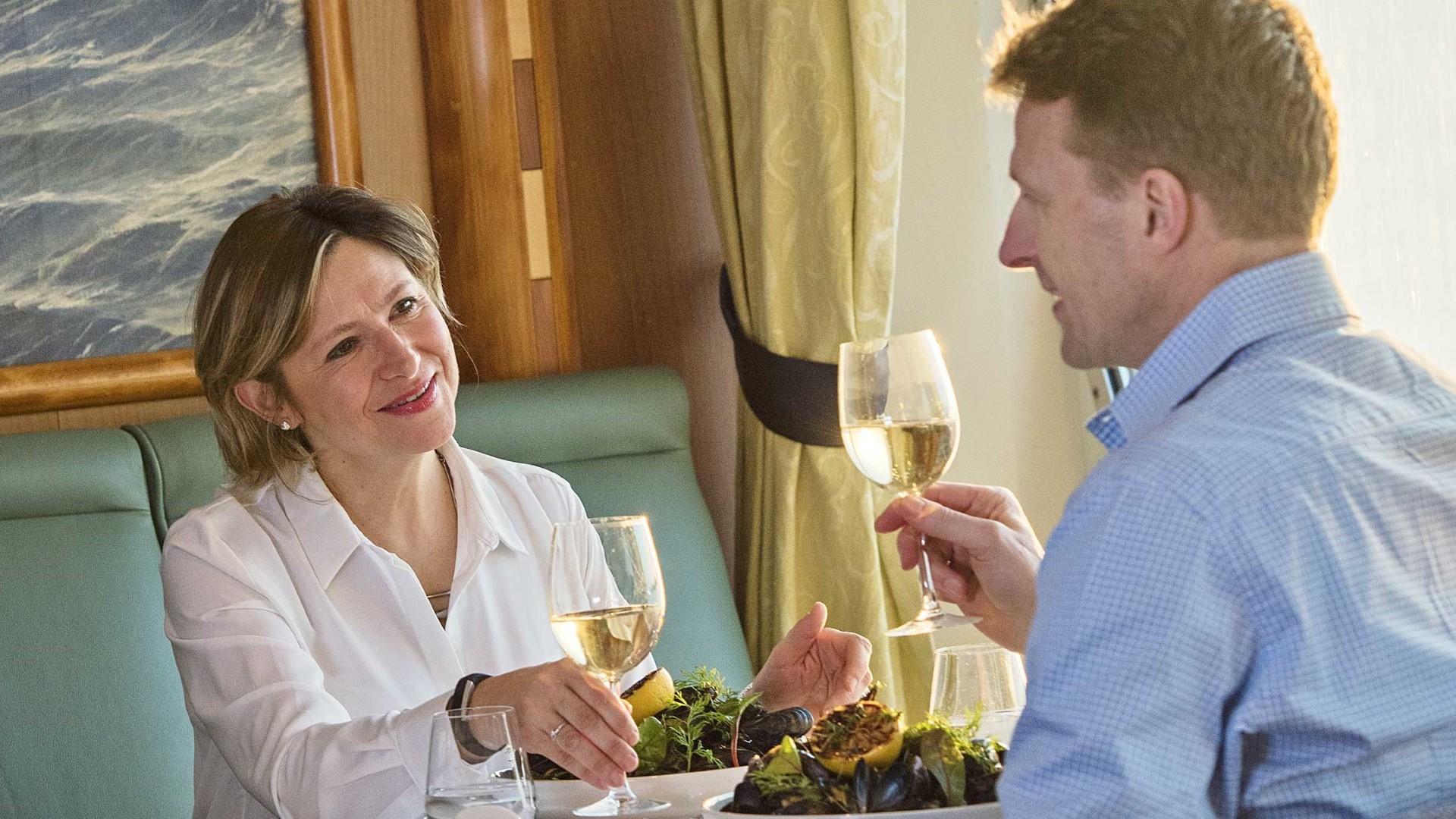 高档餐厅 A La Carte