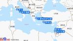 海洋奥德赛号航线图
