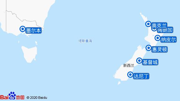 蓝宝石公主号航线图