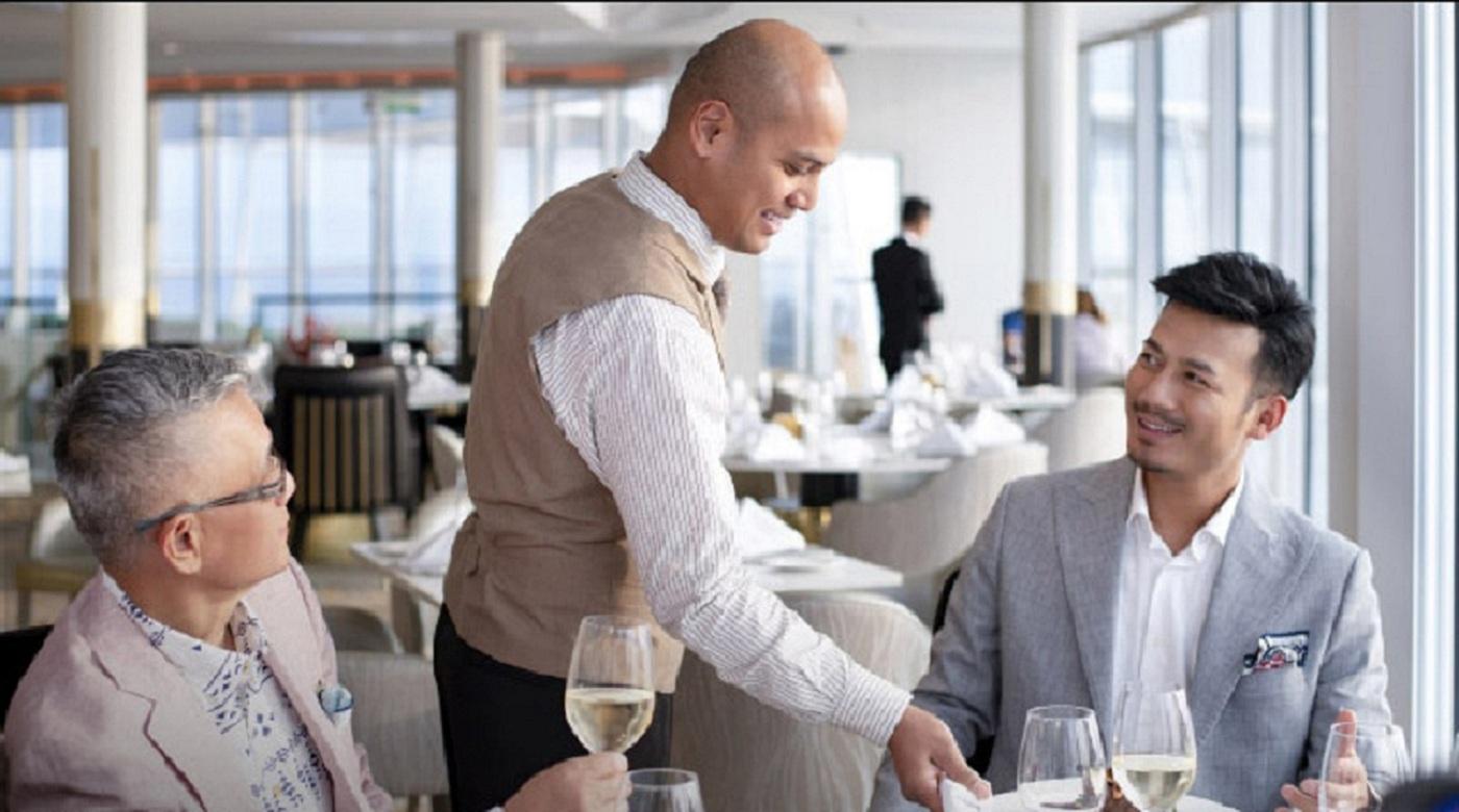 皇家套房礼遇——海洋级套房礼遇