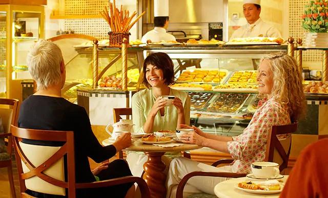 国际咖啡点心吧 International Café
