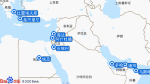 世邦重奏号航线图