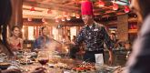铁板烧餐厅 Teppanyaki Restaurant