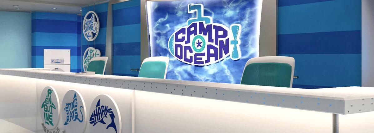 海洋营地 Camp Ocean