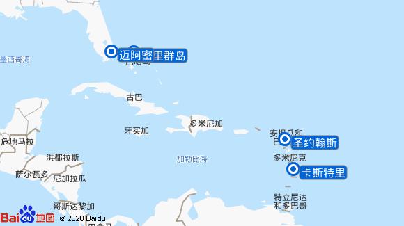 海洋光辉号航线图
